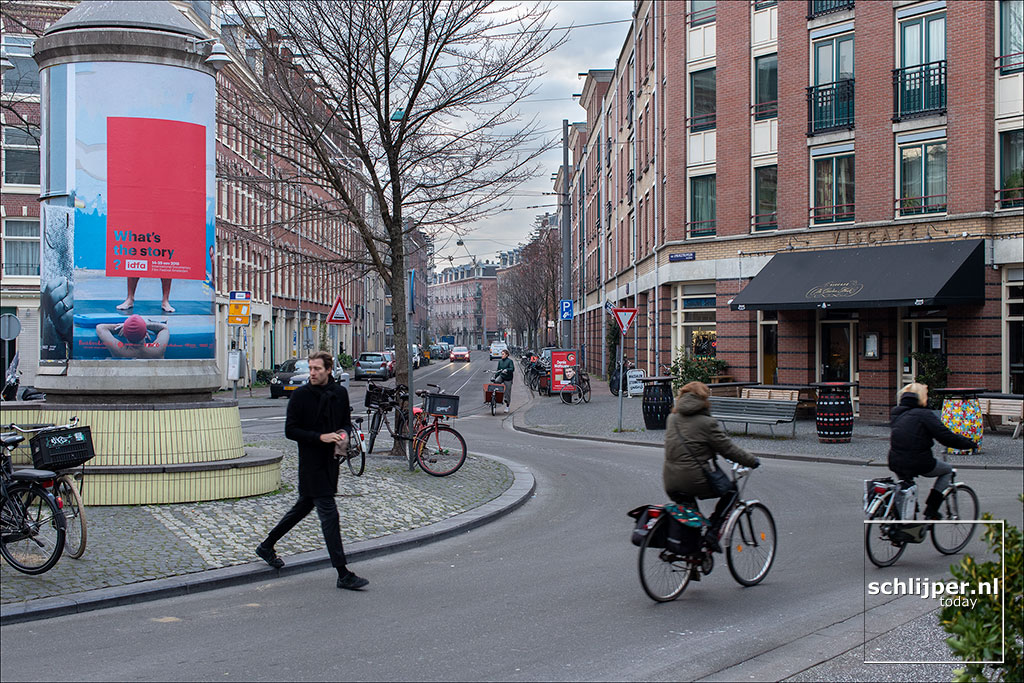 Nederland, Amsterdam, 23 november 2018