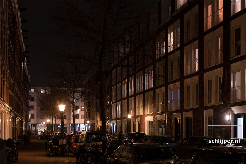 Nederland, Amsterdam, 24 november 2018