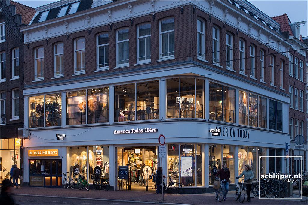Nederland, Amsterdam, 25 november 2018