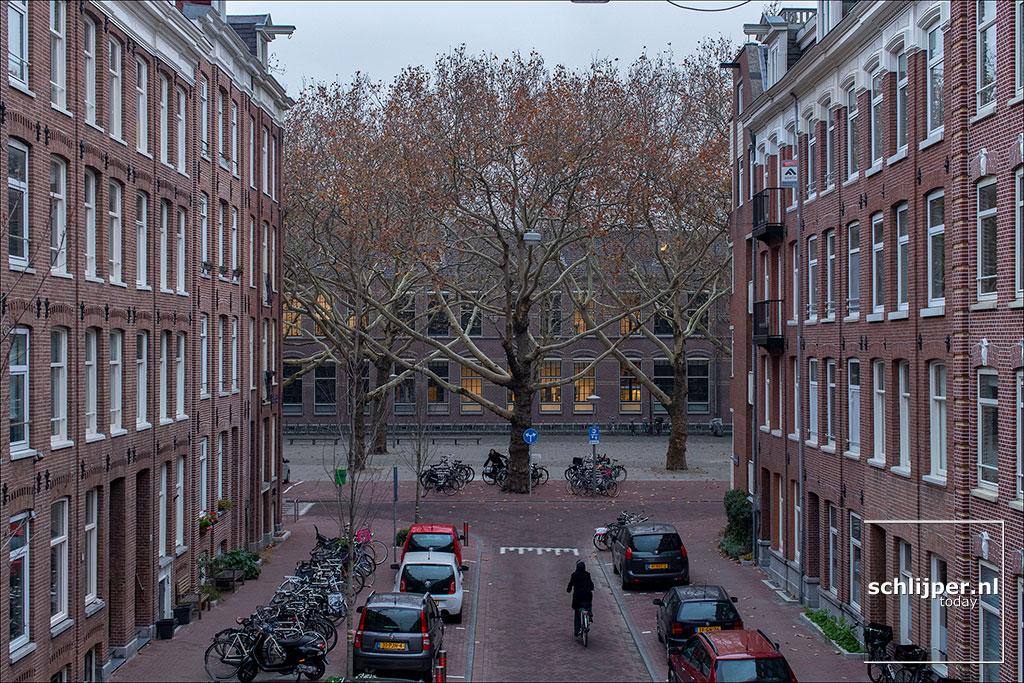 Nederland, Amsterdam, 27 november 2018