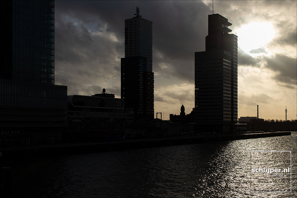 Nederland, Rotterdam, 30 november 2018