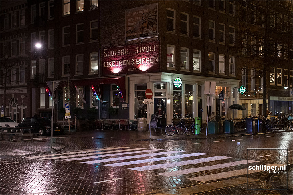 Nederland, Amsterdam, 1 december 2018