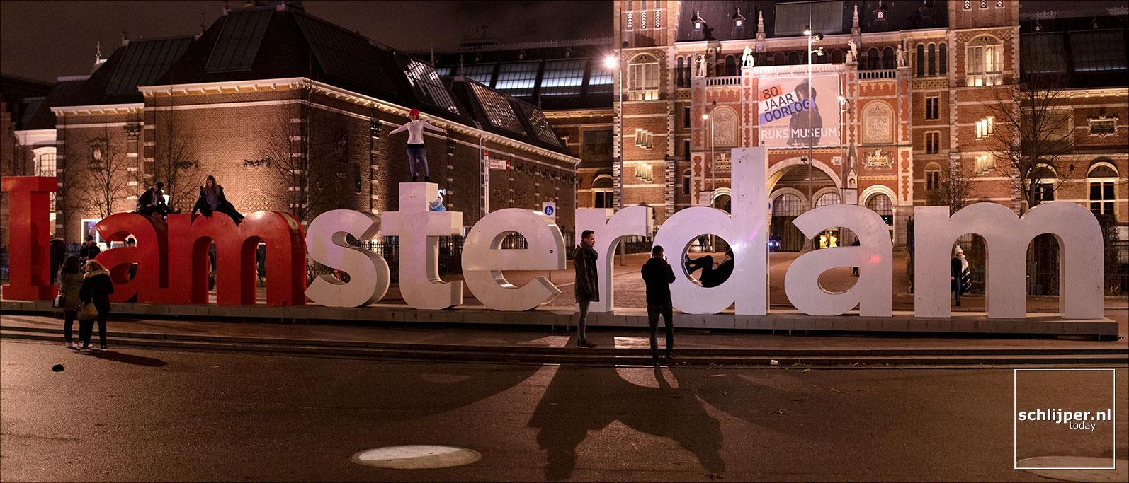 Nederland, Amsterdam, 29 november 2018