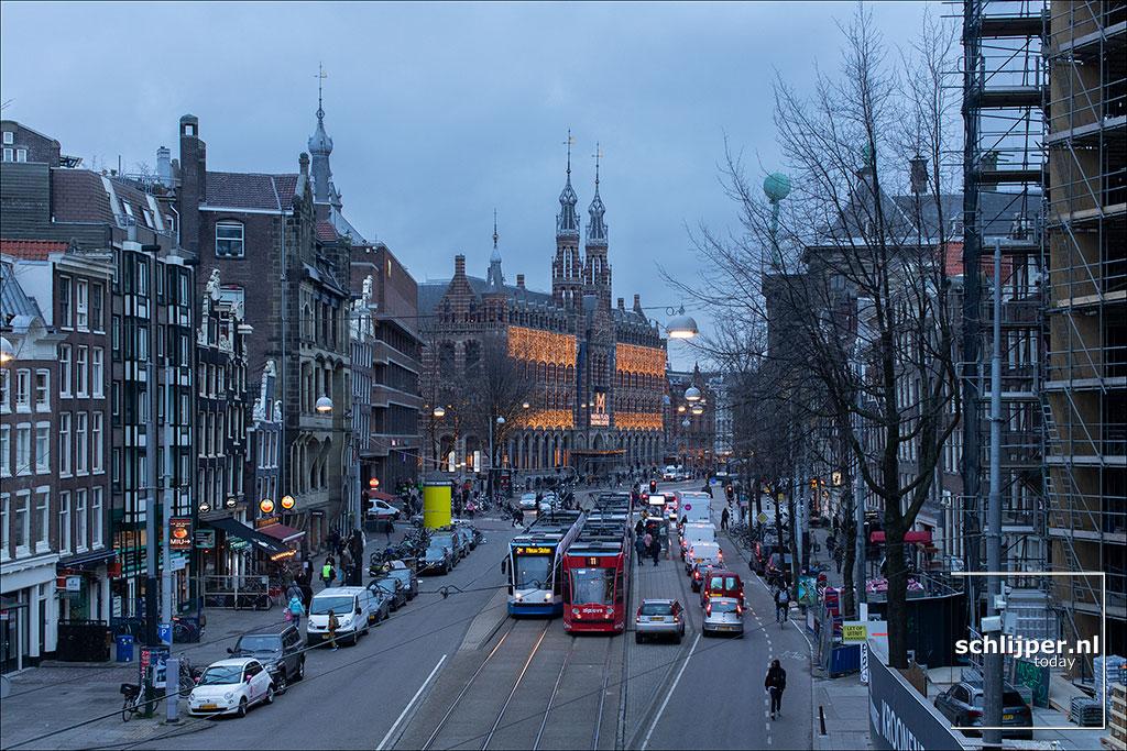 Nederland, Amsterdam, 3 december 2018