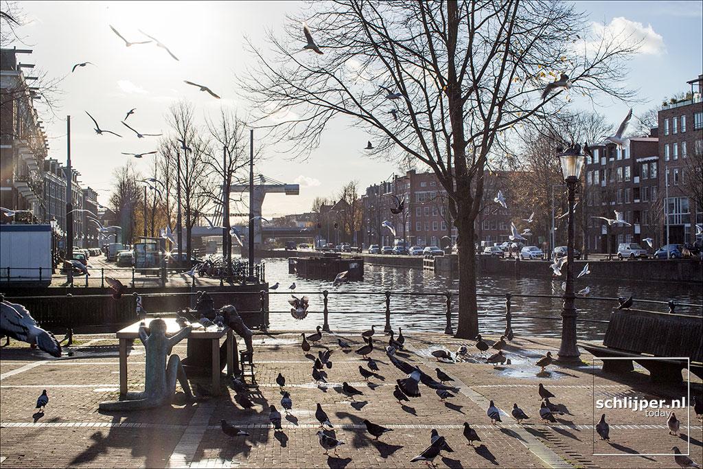 Nederland, Amsterdam, 2 december 2018