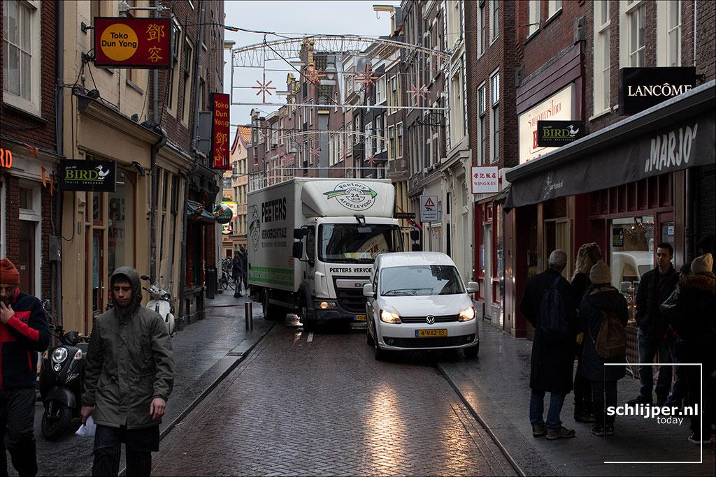 Nederland, Amsterdam, 5 december 2018