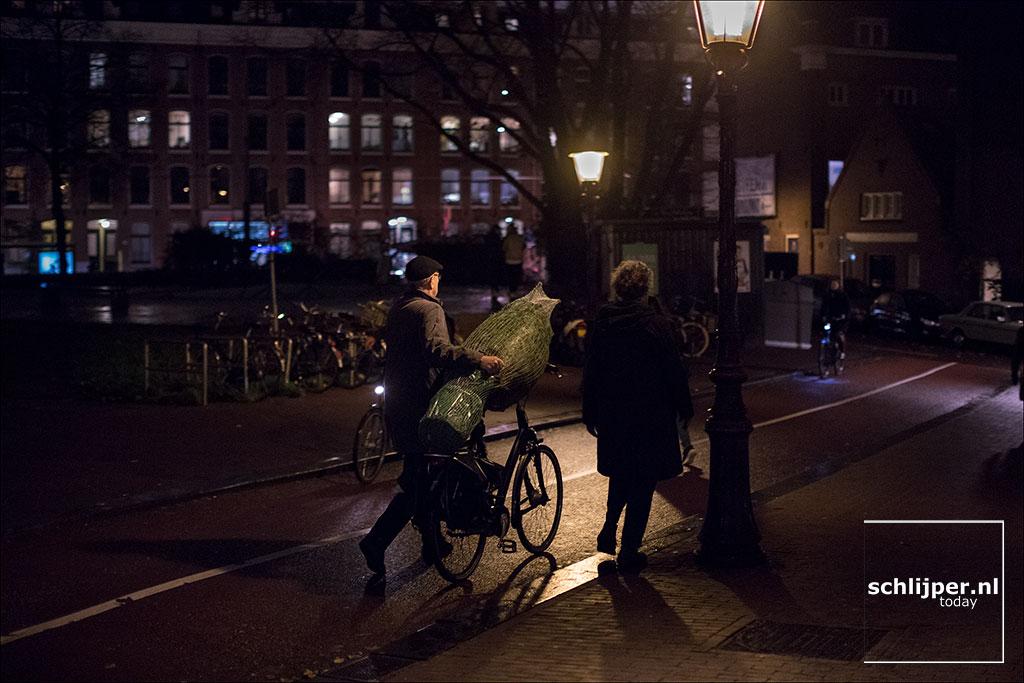 Nederland, Amsterdam, 6 december 2018