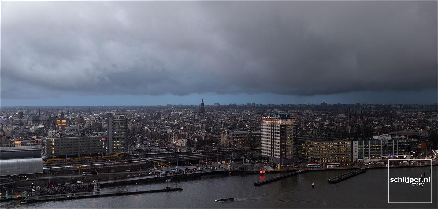 Nederland, Amsterdam, 7 december 2018