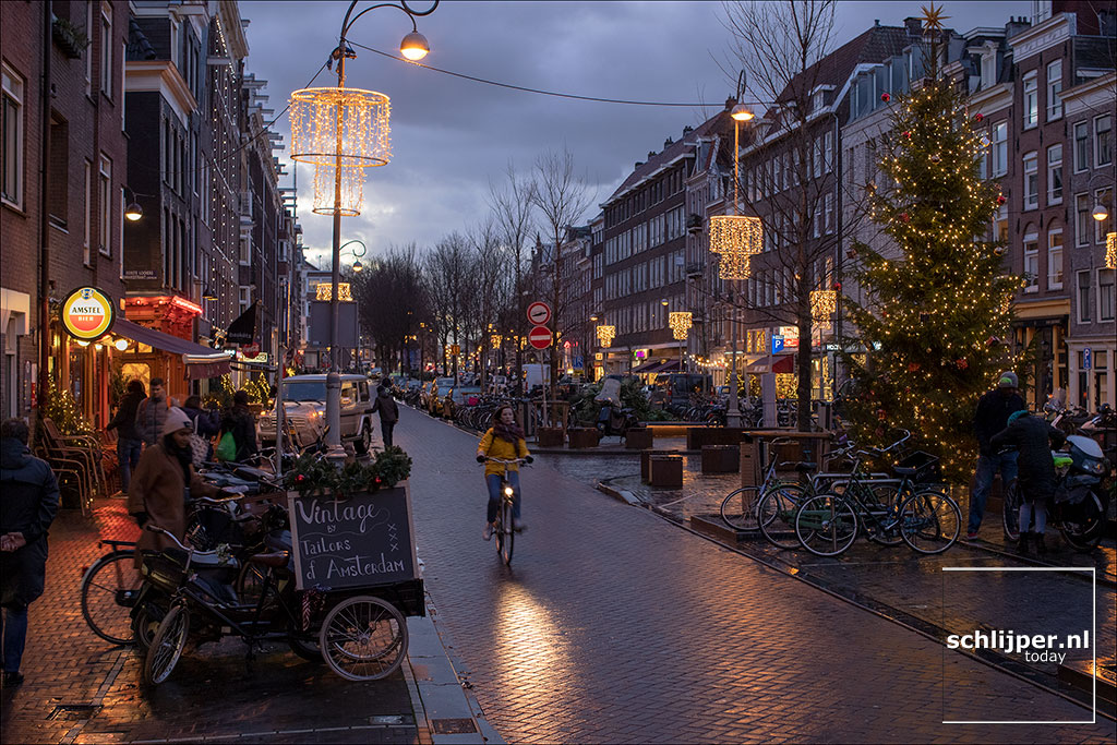 Nederland, Amsterdam, 10 december 2018