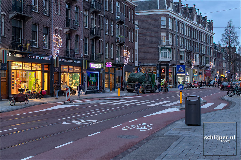 Nederland, Amsterdam, 12 december 2018