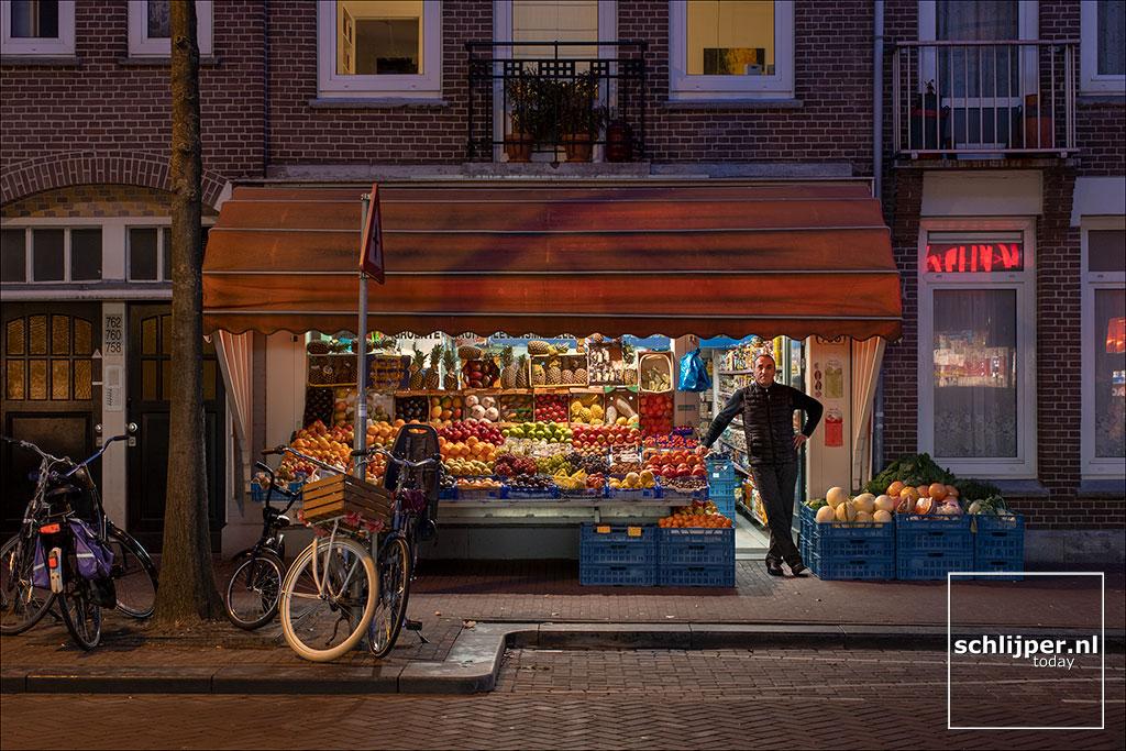 Nederland, Amsterdam, 14 december 2018