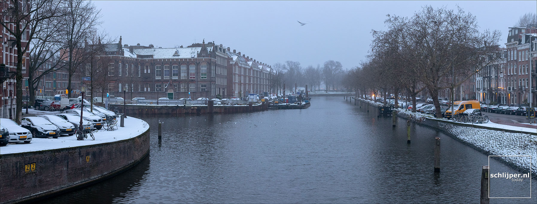 Nederland, Amsterdam, 16 december 2018