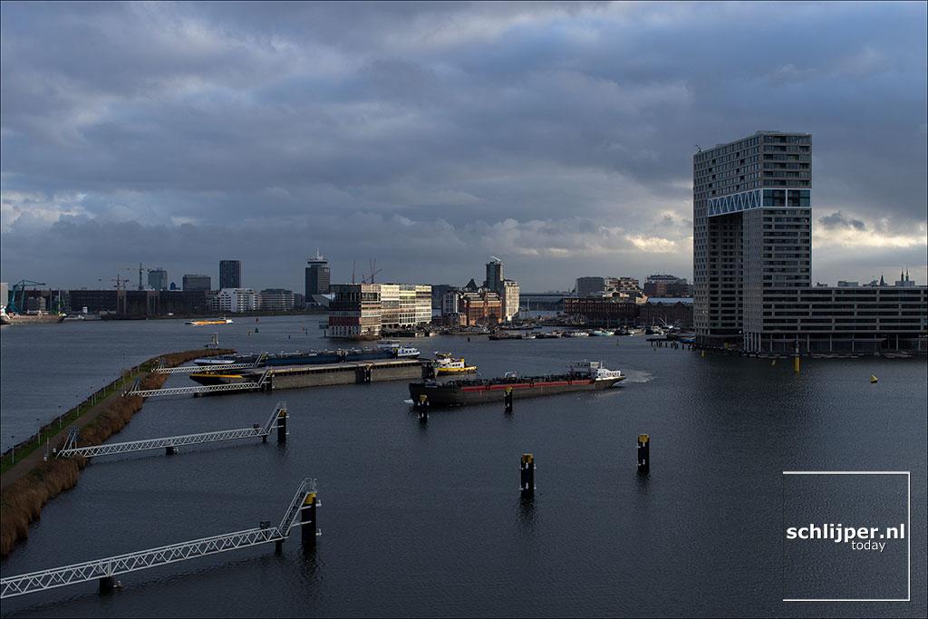 Nederland, Amsterdam, 17 december 2018