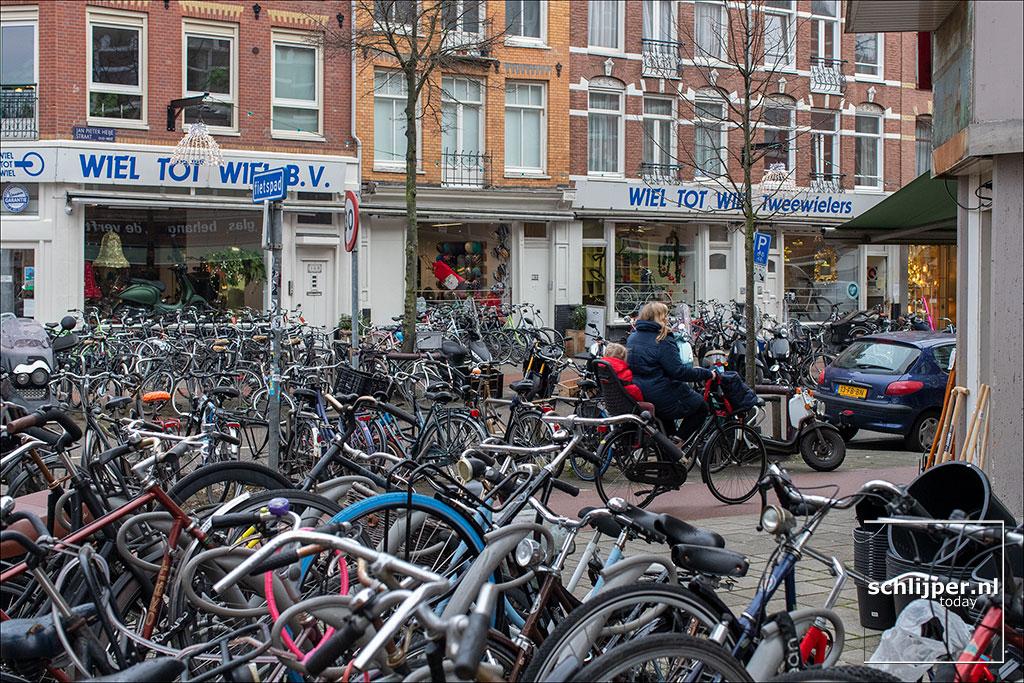 Nederland, Amsterdam, 19 december 2018