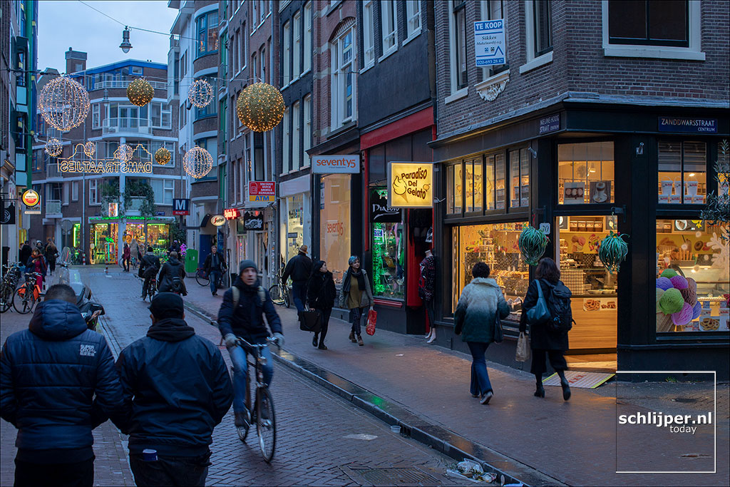 Nederland, Amsterdam, 20 december 2018