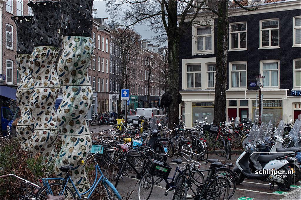 Nederland, Amsterdam, 21 december 2018