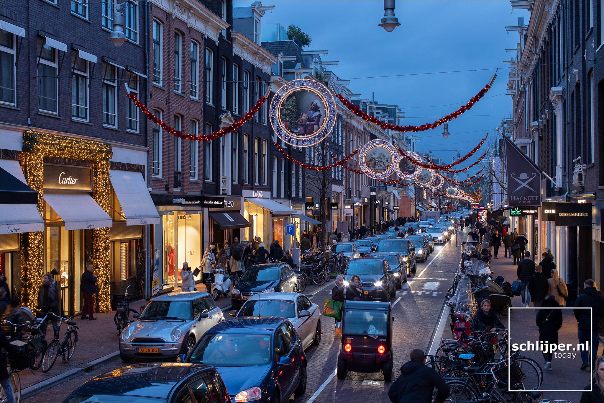 Nederland, Amsterdam, 22 december 2018