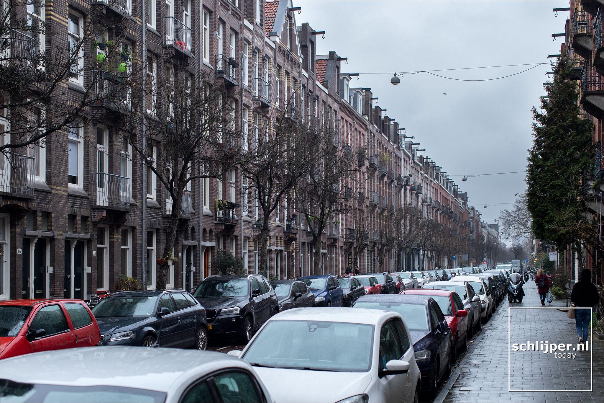 Nederland, Amsterdam, 23 december 2018