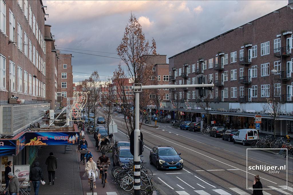 Nederland, Amsterdam, 24 december 2018