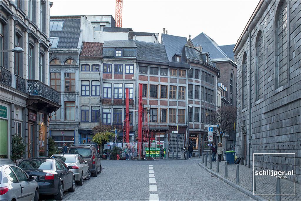 Belgie, Luik, 25 december 2018