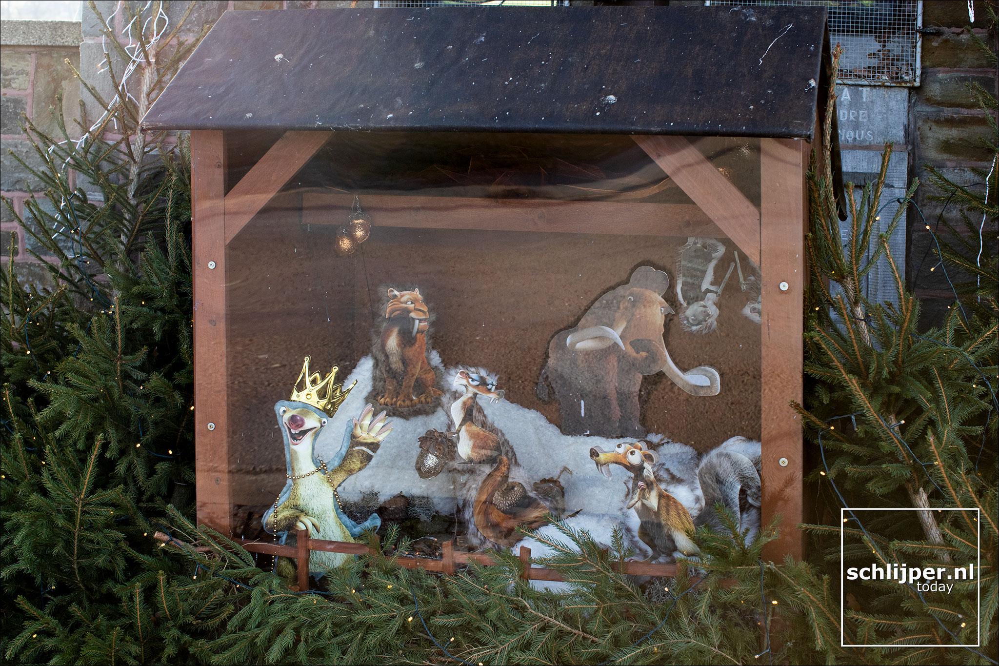 Belgie, Herve, 26 december 2018