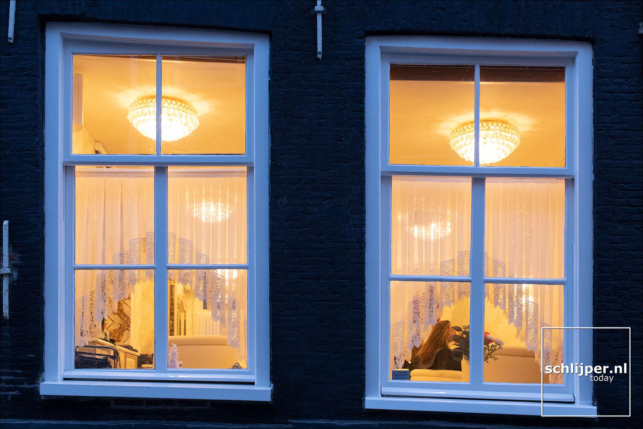 Nederland, Amsterdam, 27 december 2018