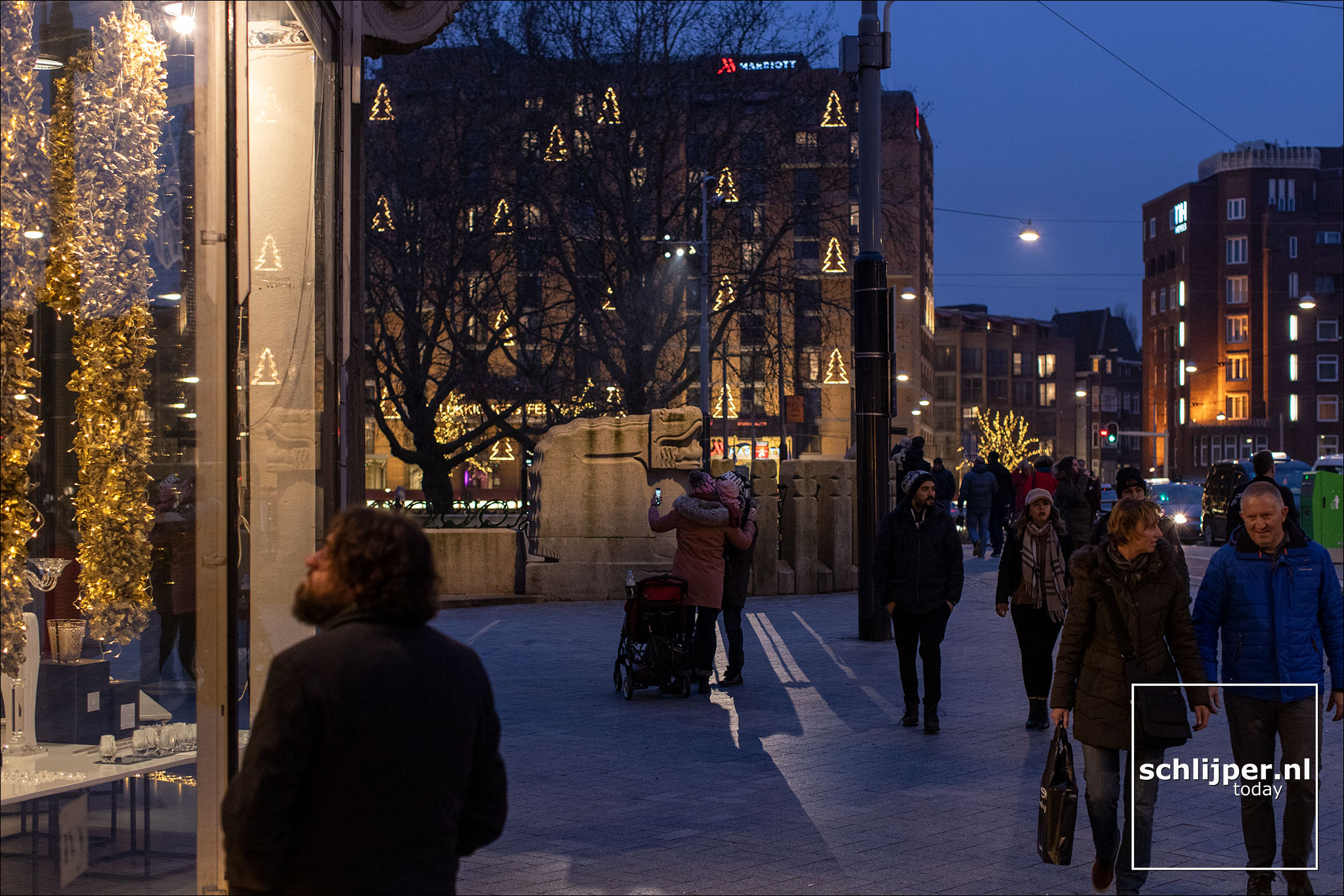 Nederland, Amsterdam, 28 december 2018