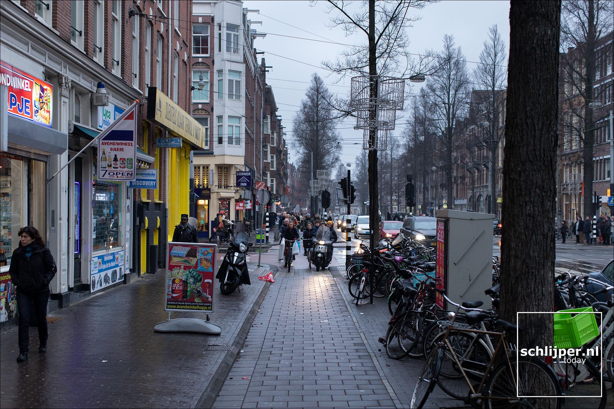 Nederland, Amsterdam, 29 december 2018