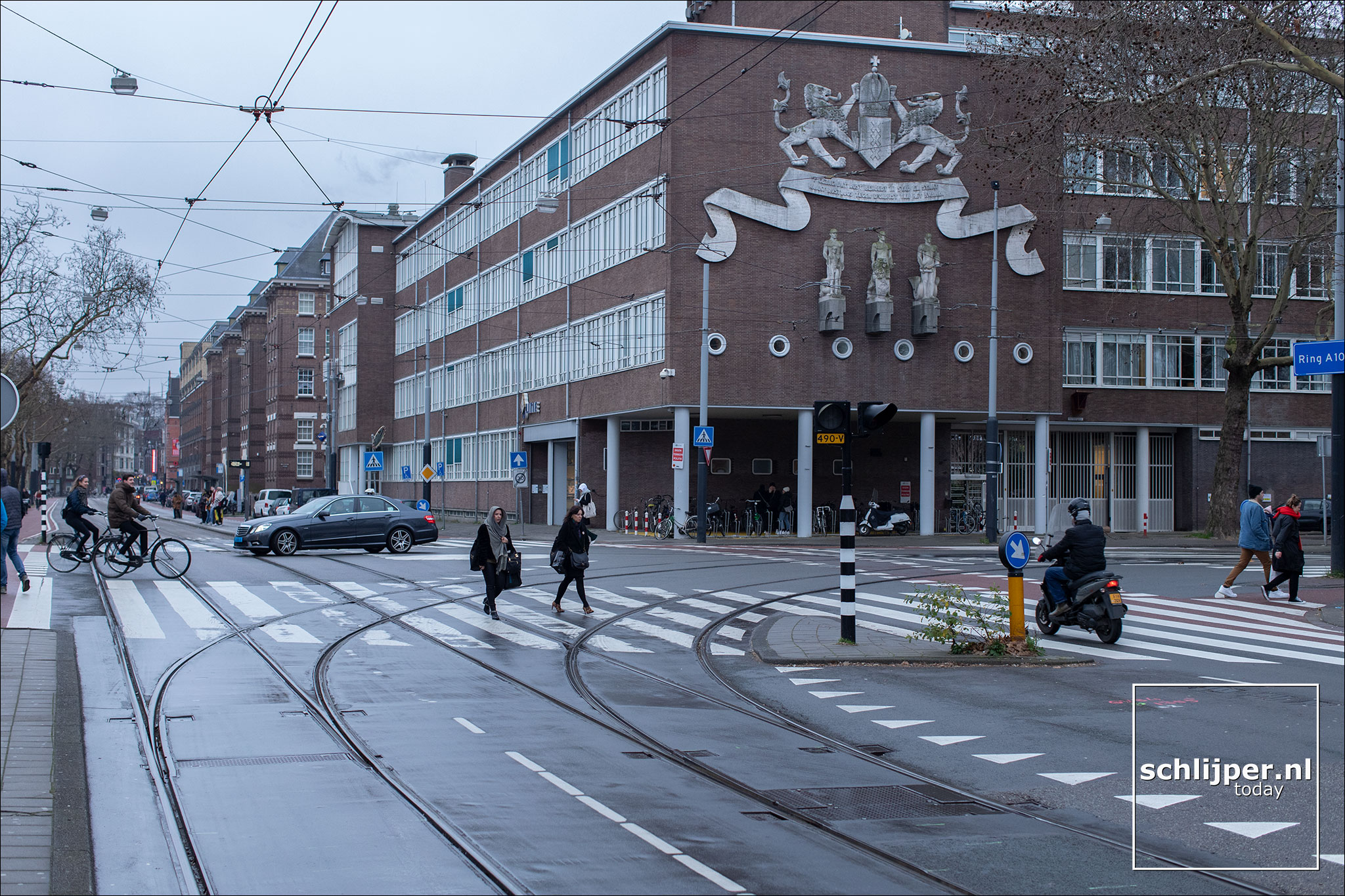Nederland, Amsterdam, 30 december 2018