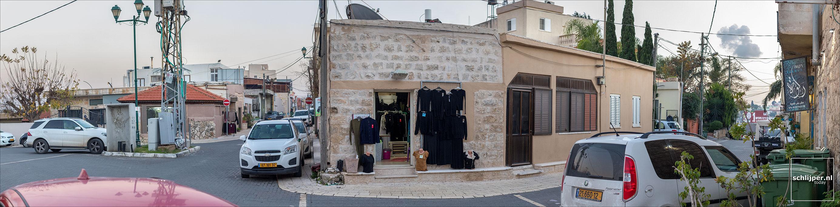 Israel, Daliyat al-Karmel, 1 januari 2019