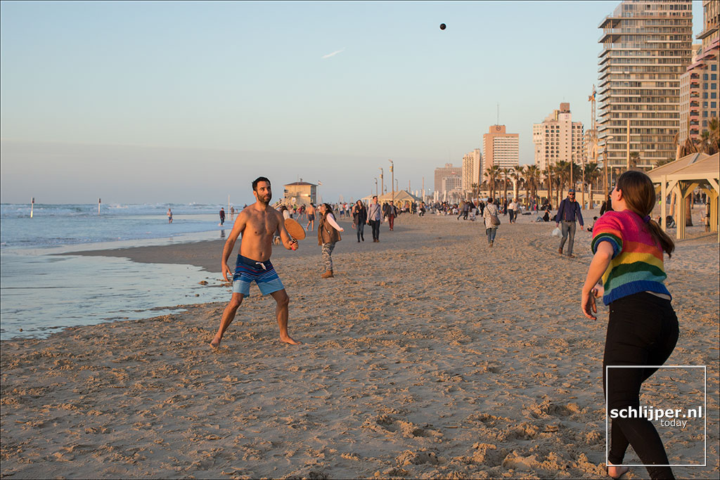 Israel, Tel Aviv, 4 januari 2019