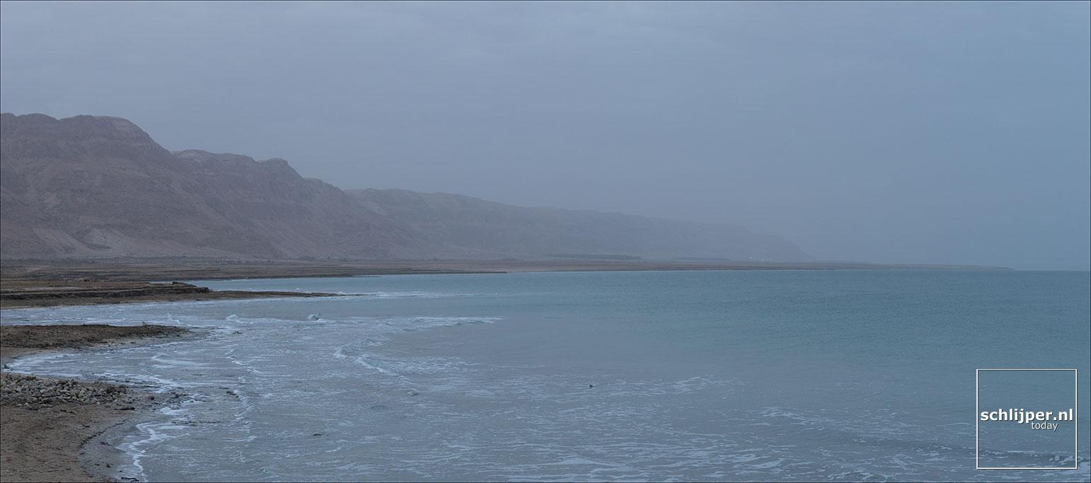Israel, Dead Sea, 14 januari 2019