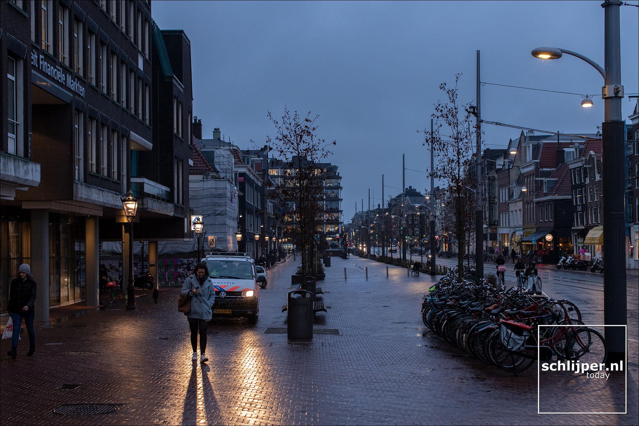 Nederland, Amsterdam, 6 februari 2019