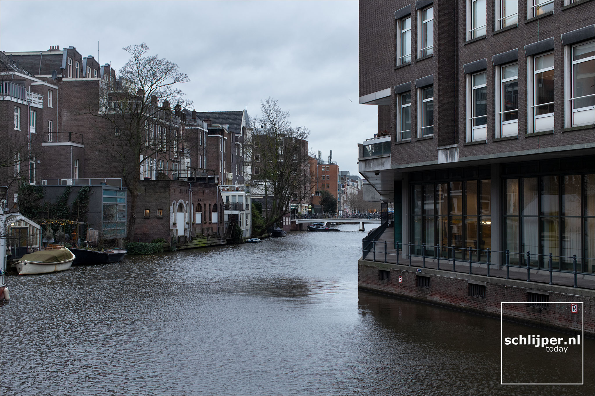 Nederland, Amsterdam, 8 februari 2019