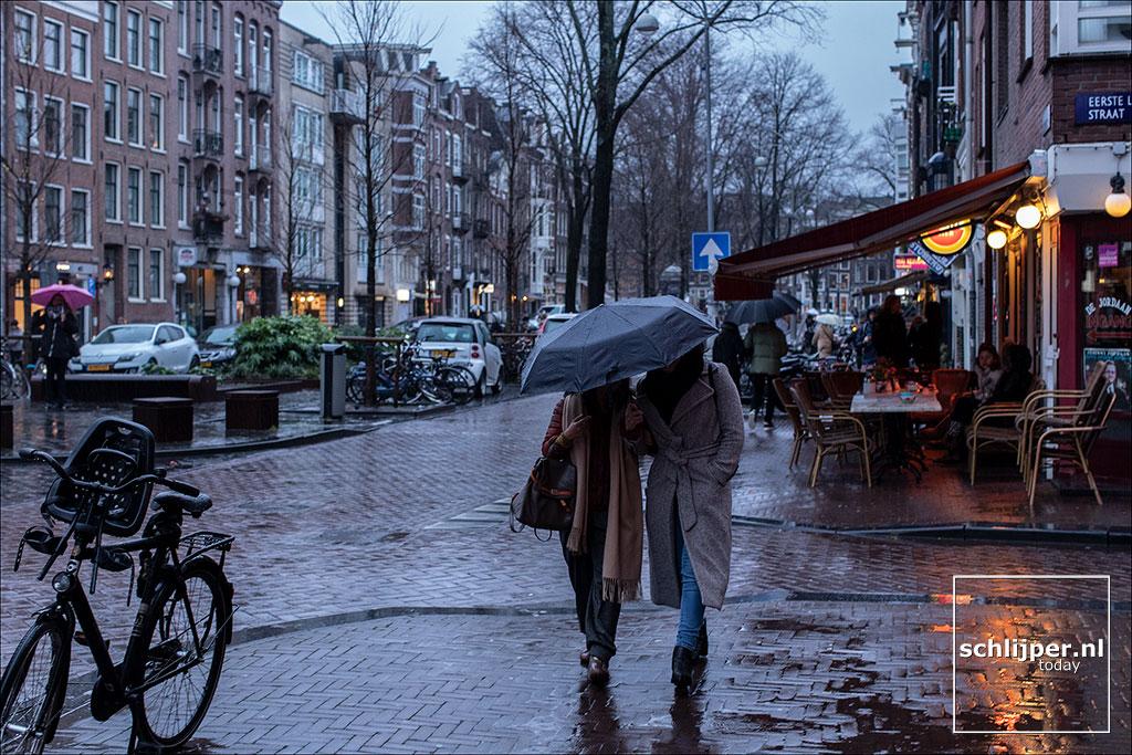 Nederland, Amsterdam, 10 februari 2019