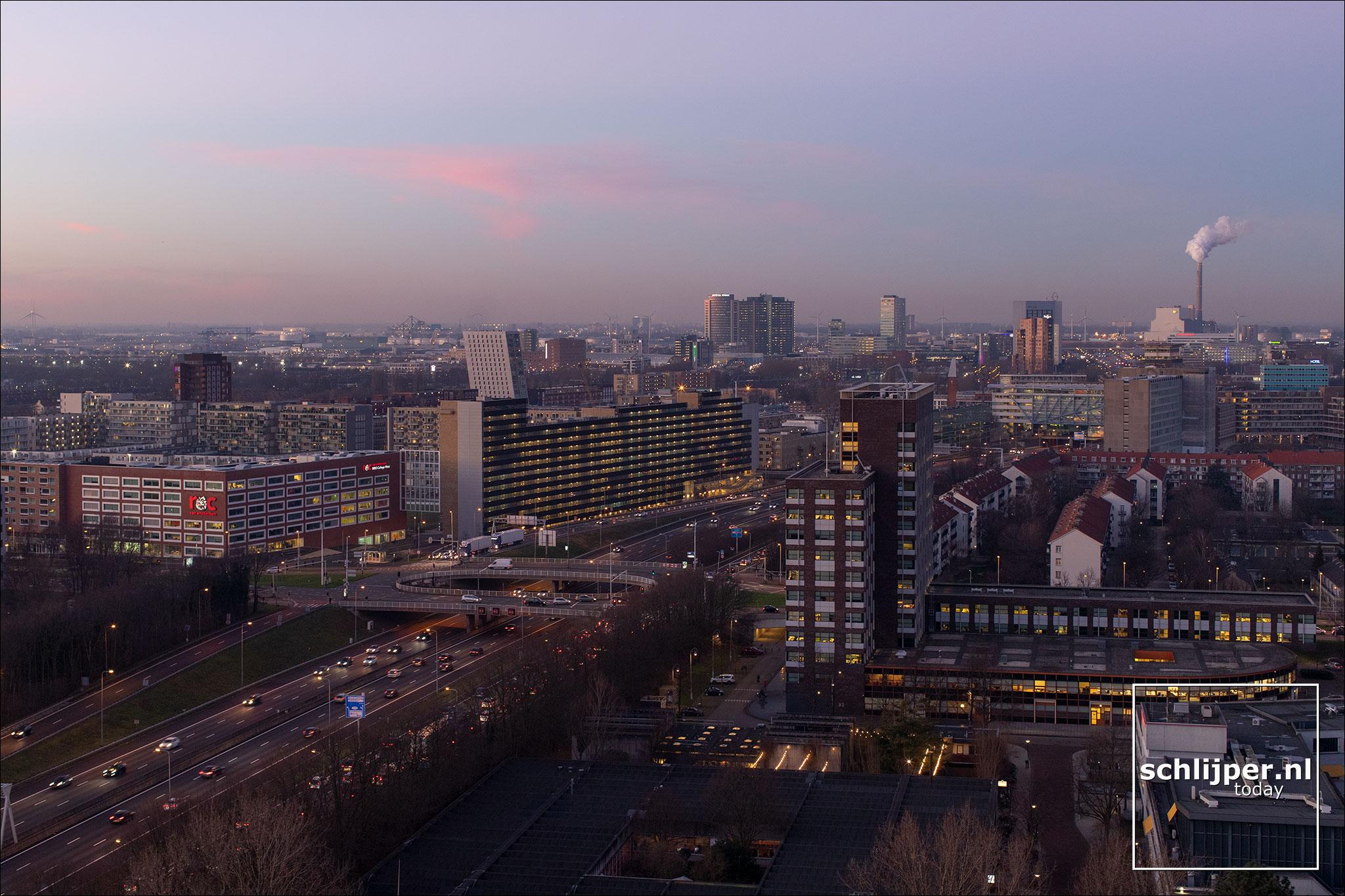 Nederland, Amsterdam, 14 februari 2019
