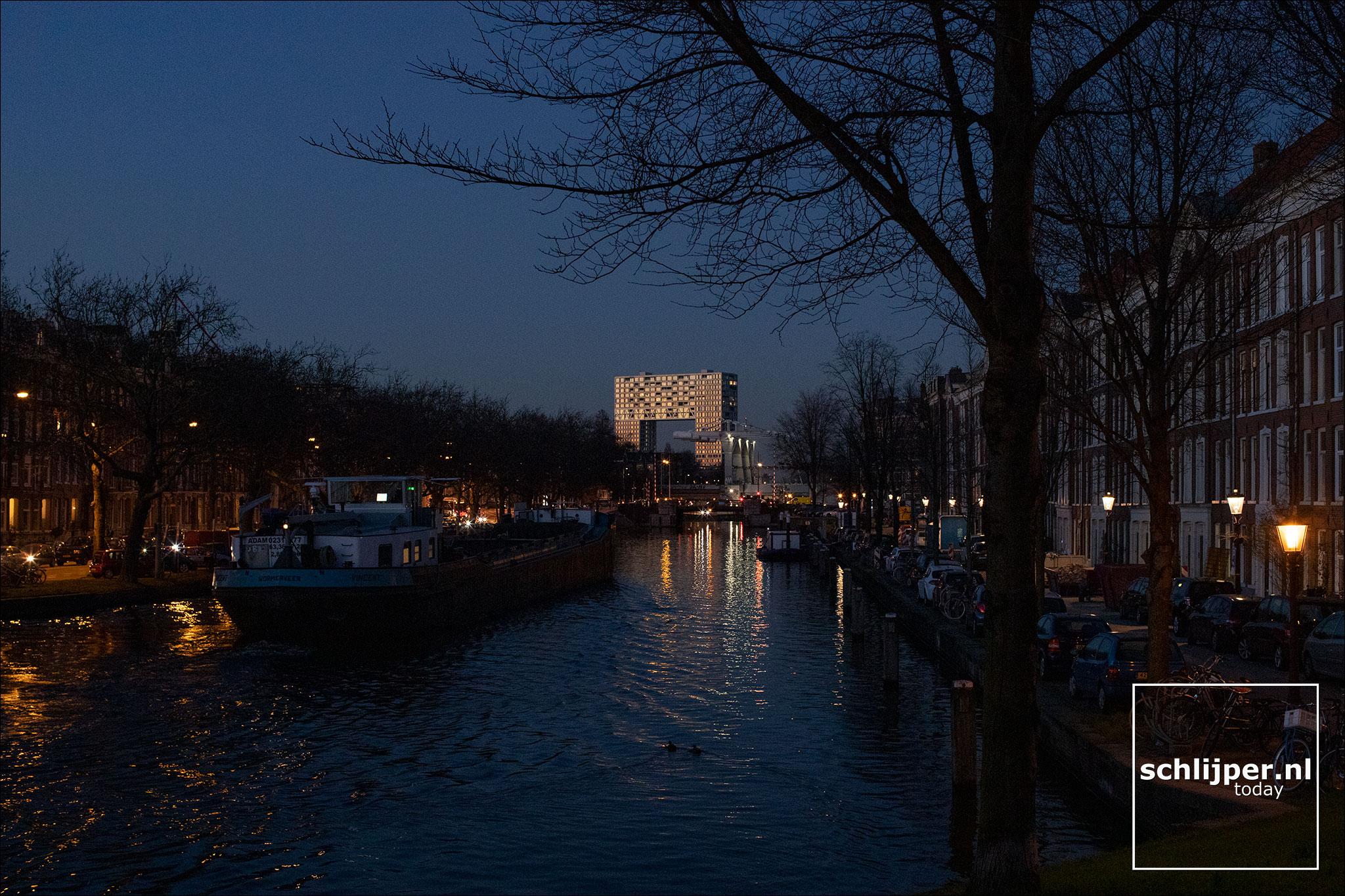 Nederland, Amsterdam, 15 februari 2019