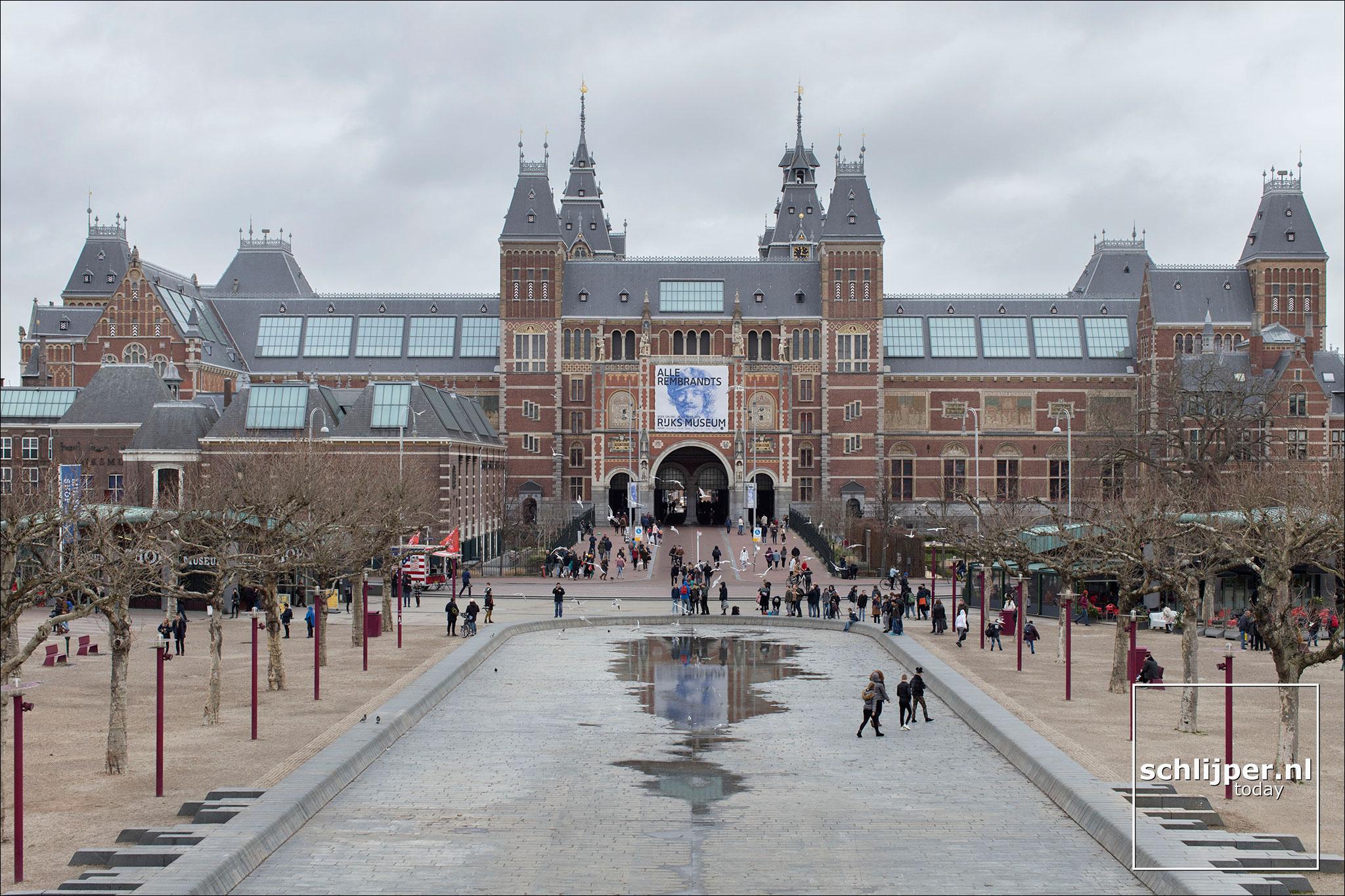 The Netherlands, Amsterdam, 19 februari 2019