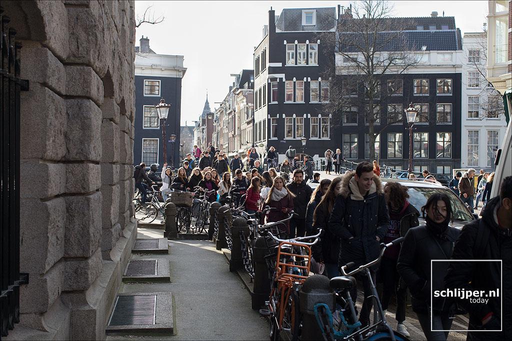 Nederland, Amsterdam, 20 februari 2019
