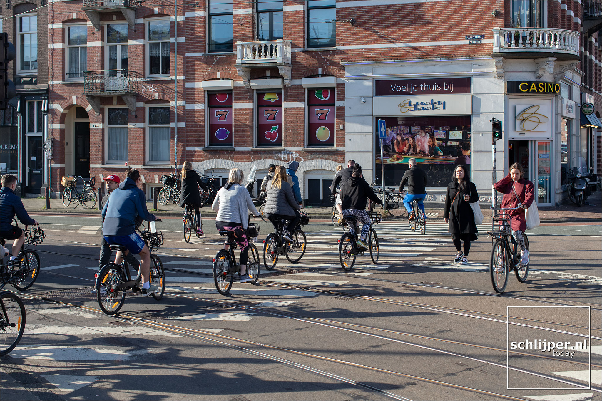 Nederland, Amsterdam, 26 februari 2019