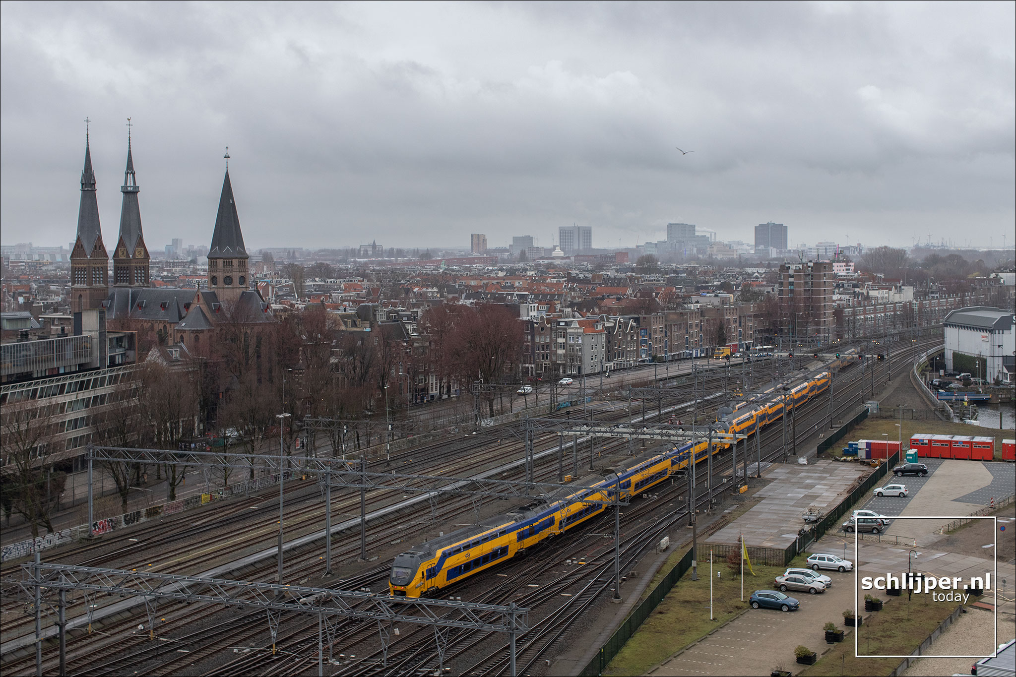 Nederland, Amsterdam, 1 maart 2019