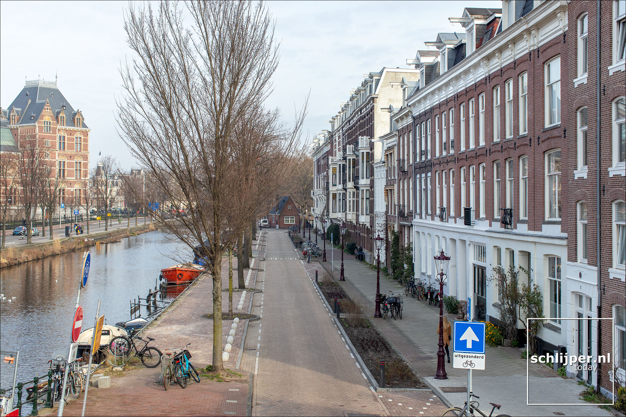 Nederland, Amsterdam, 2 maart 2019