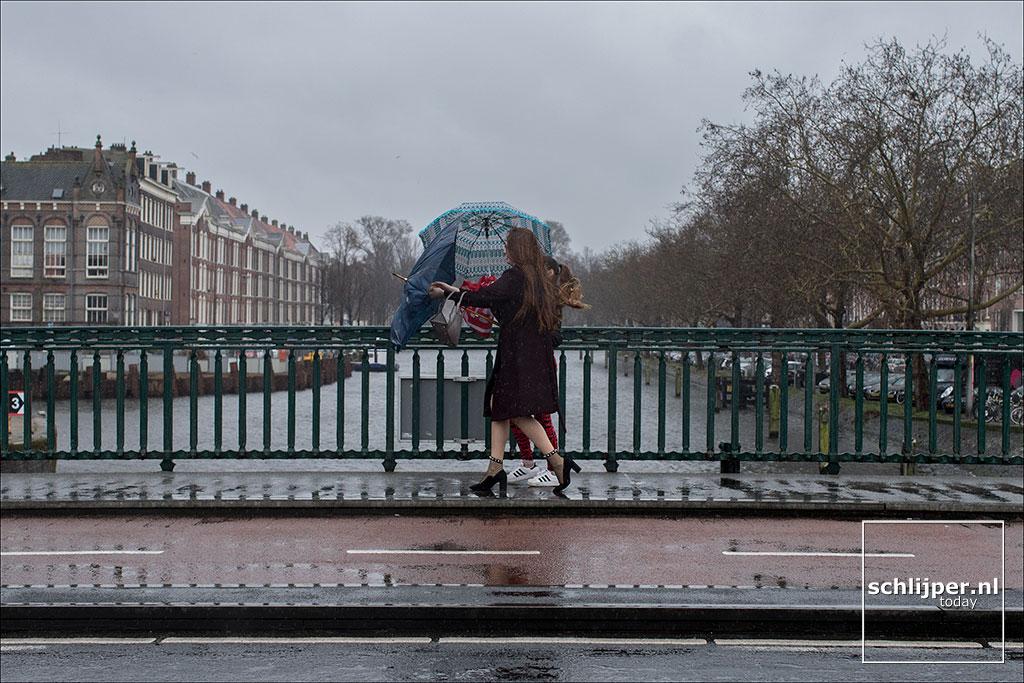 The Netherlands, Amsterdam, 3 maart 2019