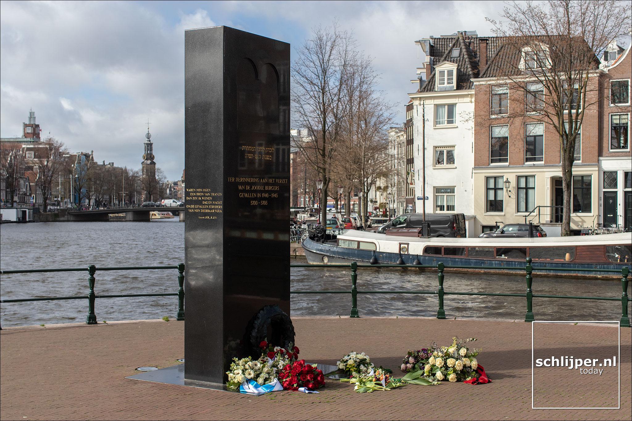 Nederland, Amsterdam, 4 maart 2019