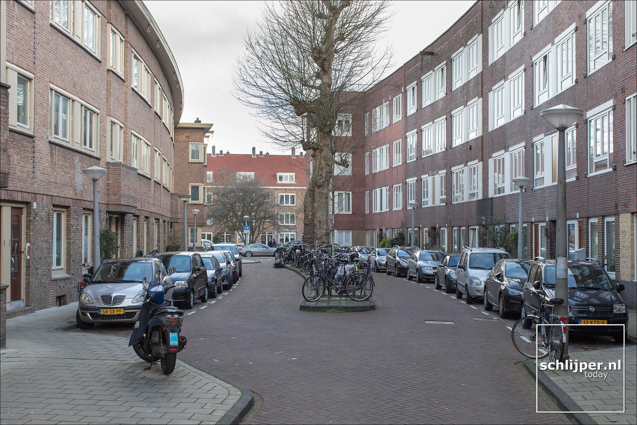 Nederland, Amsterdam, 5 maart 2019
