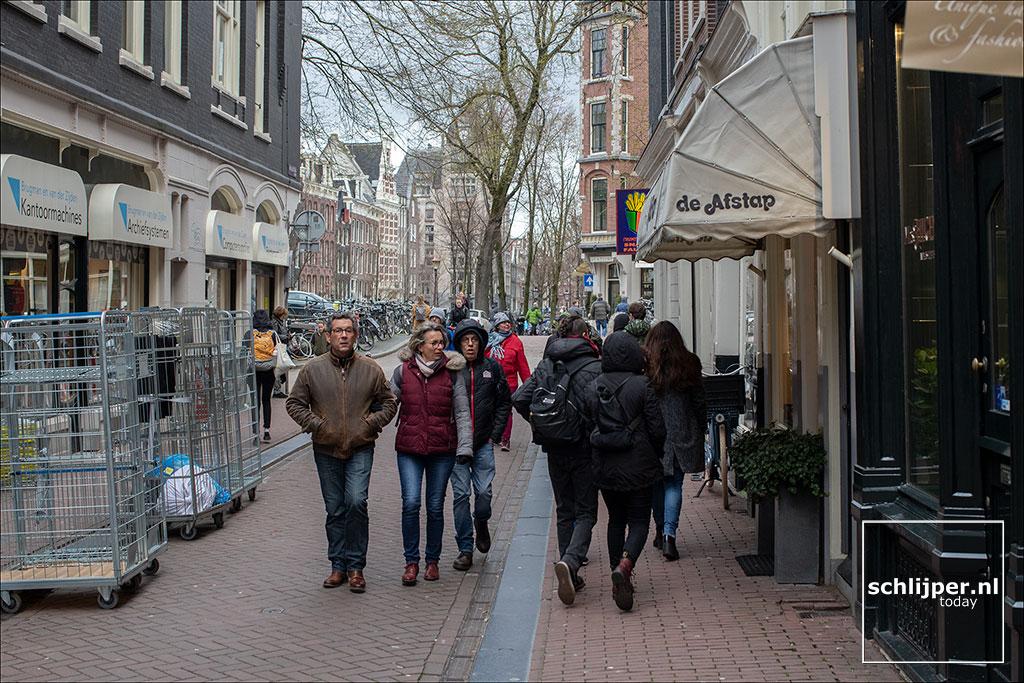 Nederland, Amsterdam, 7 maart 2019