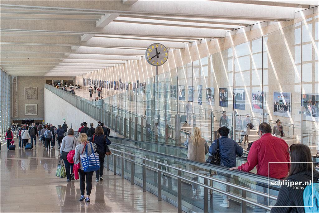 Israel, Ben Gurion Airport, 8 maart 2019