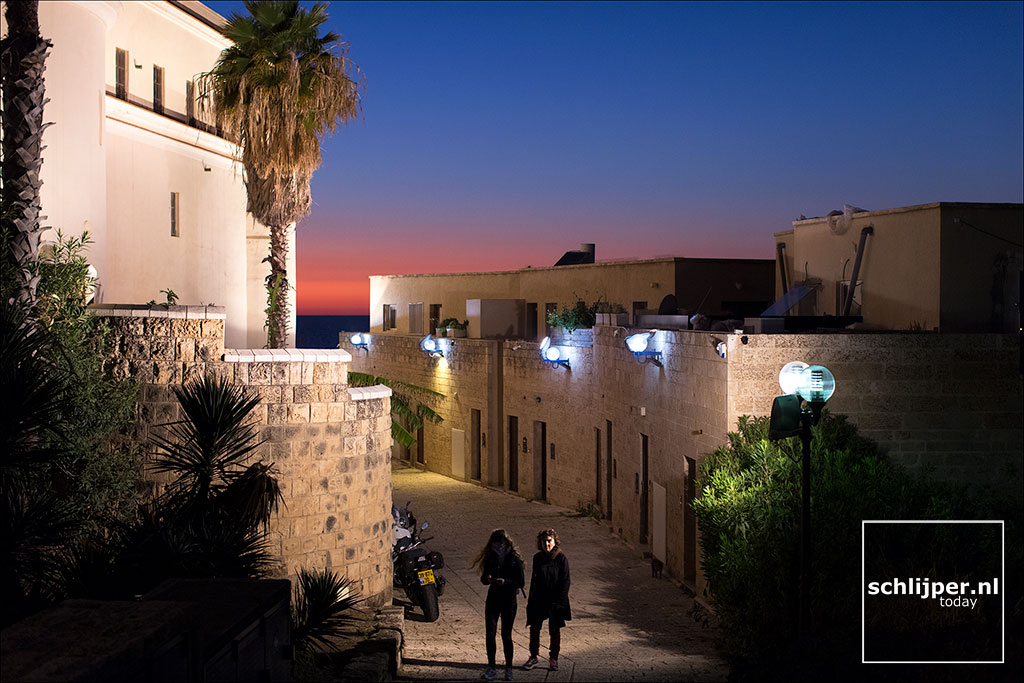 Israel, Jaffa, 9 maart 2019