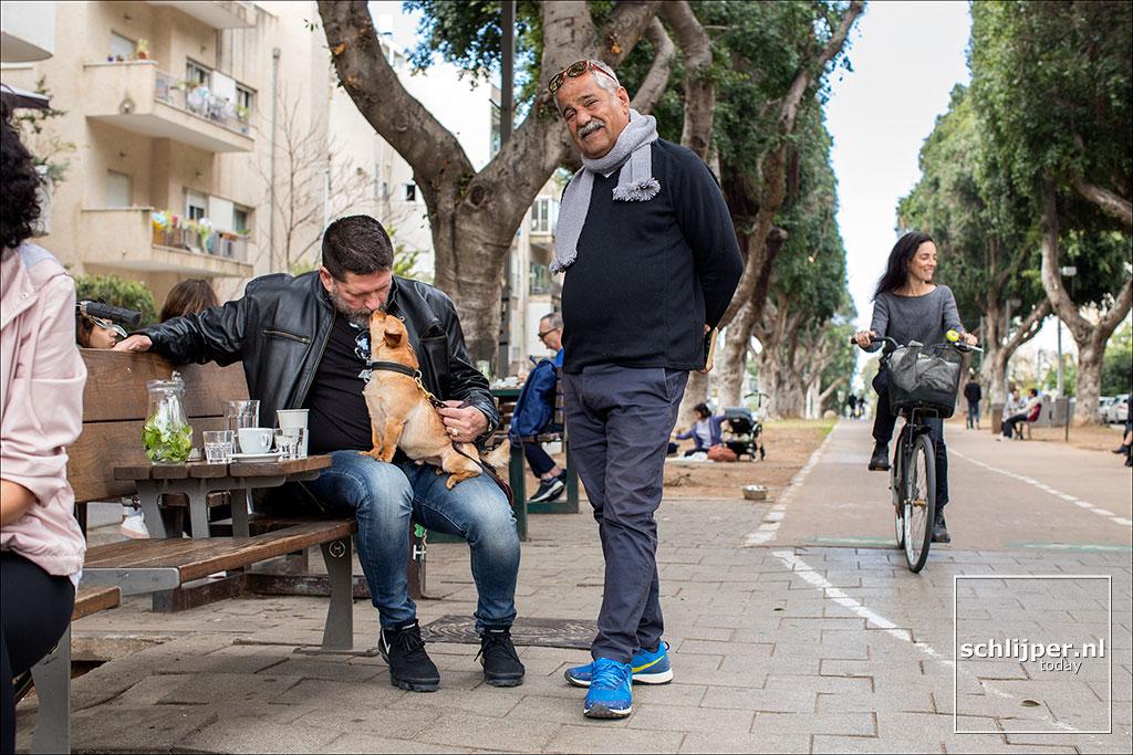 Israel, Tel Aviv, 11 maart 2019
