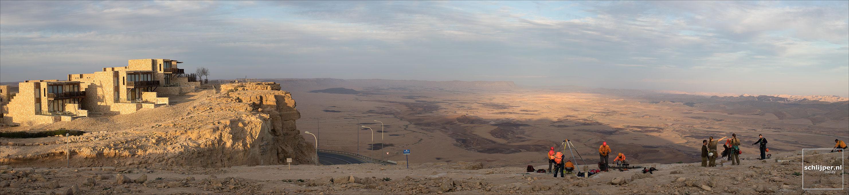 Israel, Mitspe Ramon, 12 maart 2019